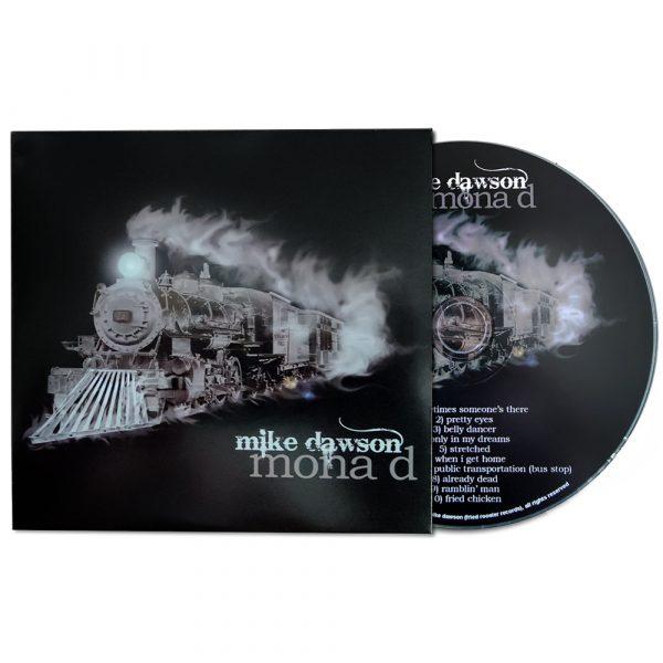 mona d cd
