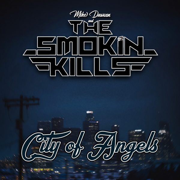 "TSK ""City Of Angels"" single art"