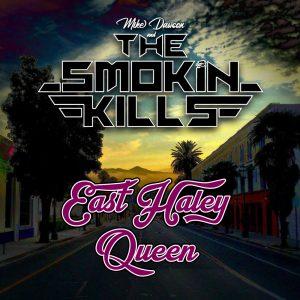 """TSK """"East Haley Queen"""" single art"""