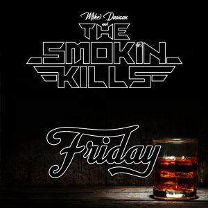 """TSK """"Friday"""" single art"""