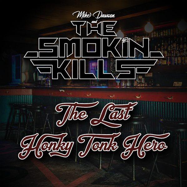 TSK The Last Honky Tonk Hero single art