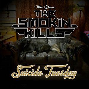 "TKS ""Suicide Tuesday"" single art"